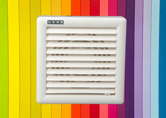 Exhaust fan for kitchen